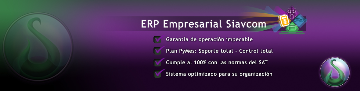 ERP empresarial mexicano